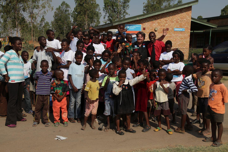 Support of SOS Children's Village Lusaka | Touareg Cape-to ...